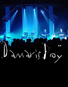 Damaris Joy in concert